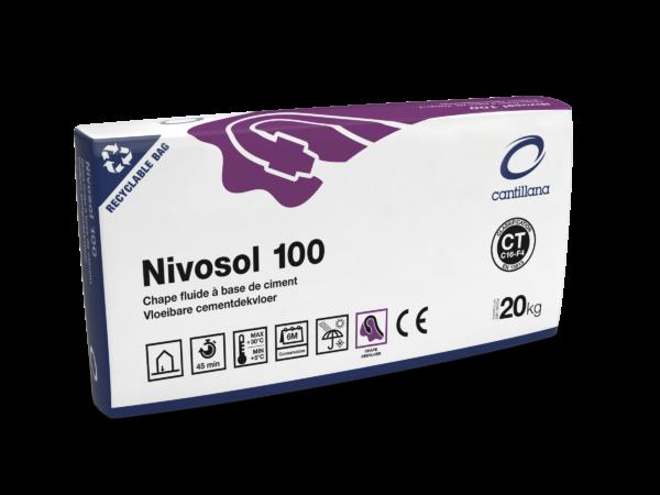 Nivosol 100 zak 20kg (laagdikte 3-10cm)