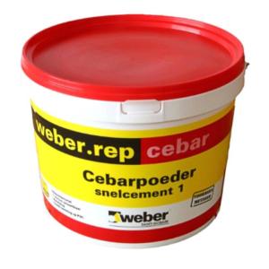 Weber mortels