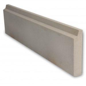 Betonnen kantplank (5cm 20cm) 102,5cm