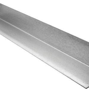 Verzinkte latei 90x121x3 mm 210 cm