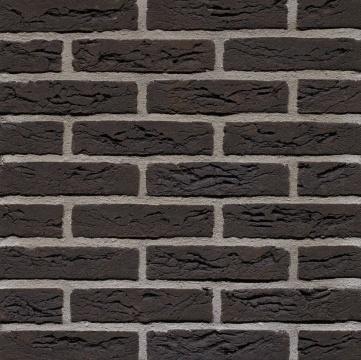 Etna zwart waalformaat handvorm ERL
