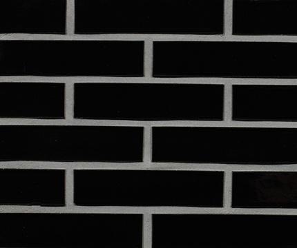 Zwart zwart waalformaat strengpers PAN