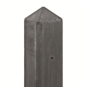 Betonpaal HOEK-model 10x10x280 cm