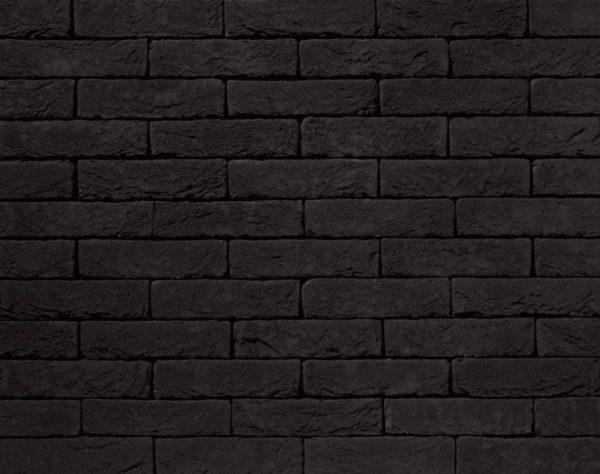 Morvan zwart waalformaat Handvorm SAND