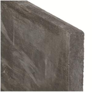 Gladde onderplaat antra 24x3,5x184cm