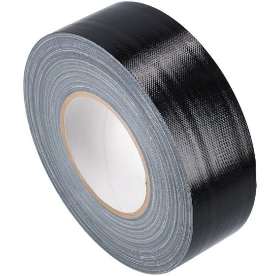 Duct tape zwart 50mm x 50m