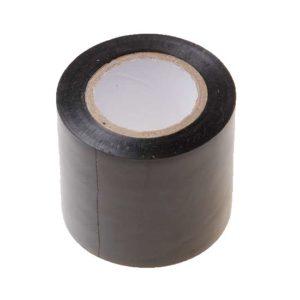 Isolatietape zwart 50mm x 10m