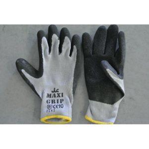 Werkhandschoenen Maxiflex 10 zwart L
