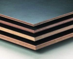 Beton Multiplex berken 125 x 250 cm 18mm