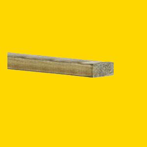 gewolm raggel geëgaliseerd 22x50mm