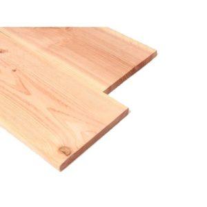 Douglas planken fijn bez. 25x250mm