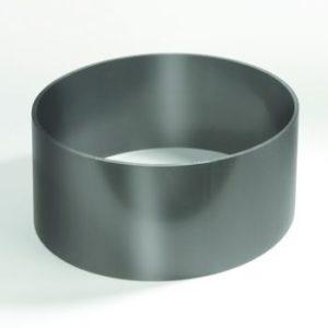 Pvc stelring t.b.v. stelring 315mm H=70mm