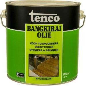 Bangkirai olie 2500ml