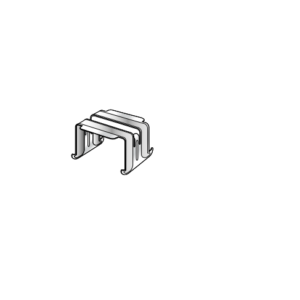 Metal stud kruisverbinder per blister