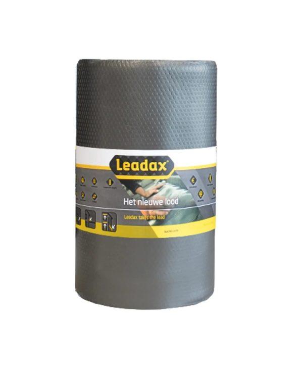Leadex loodvervanger grijs 33cm x 6m