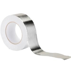 Foliefol alutape 0.05 x 50m grijs
